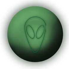 Ecstasy Aliens Verde